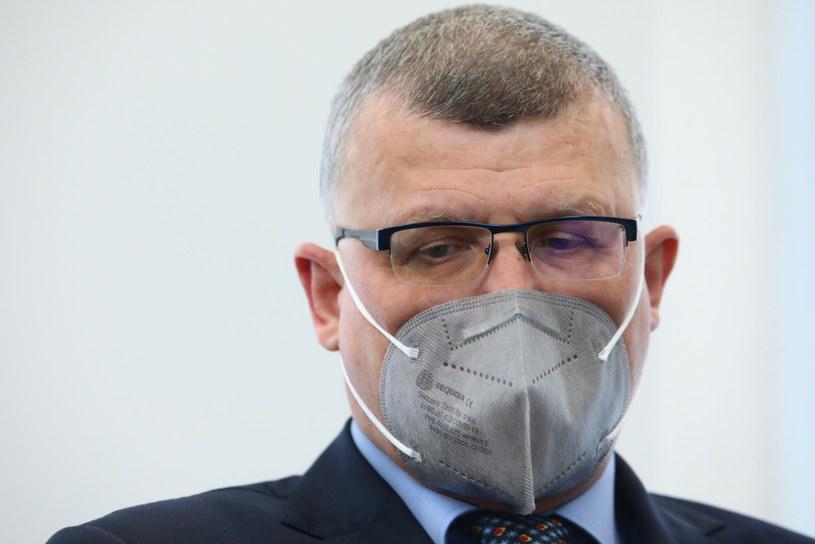 Dr Paweł Grzesiowski /Tomasz Jastrzebowski/REPORTER /Reporter