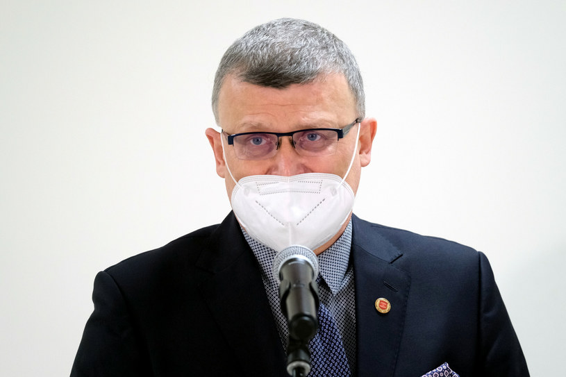 Dr Paweł Grzesiowski /Mateusz Grochocki/East News /East News
