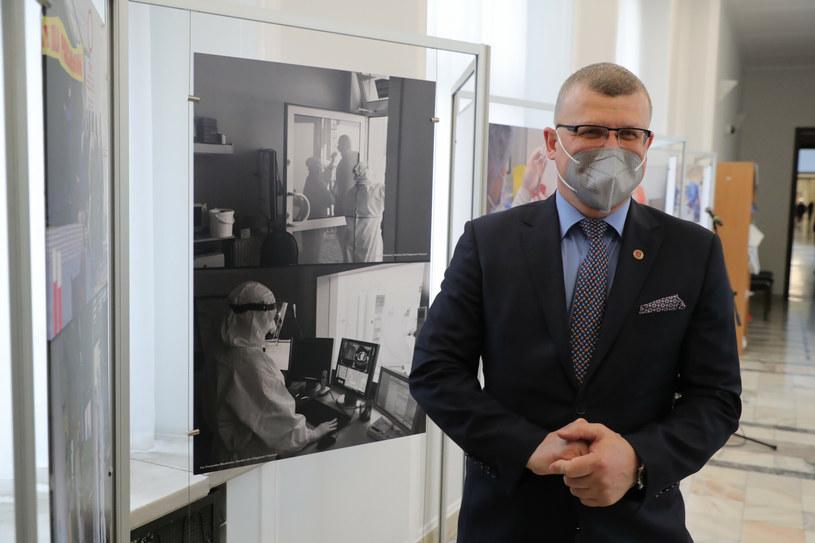 Dr Paweł Grzesiowski /Piotr Molecki /East News