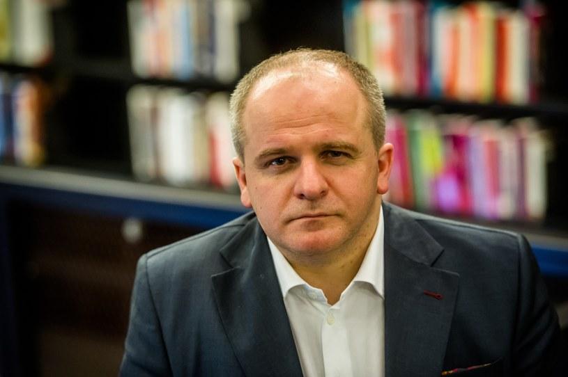 Dr Paweł Kowal z Instytutu Studiów Politycznych PAN /Mateusz Ochocki /Reporter