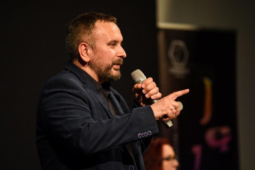Dr Paweł Rutkowski był jednym z gości tegorocznej edycji Copernicus Festival /Fot. Adam Koprowski /materiały prasowe