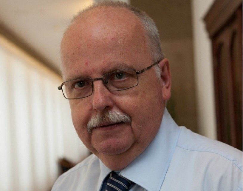 Dr Piotr Boguszewski. Fot. E. Kazanowski (NBP) /Informacja prasowa
