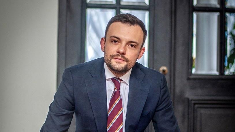 Dr Radosław Sierpiński, pełniący obowiązki prezesa Agencja Badań Medycznych. Źródło: ABM /&nbsp