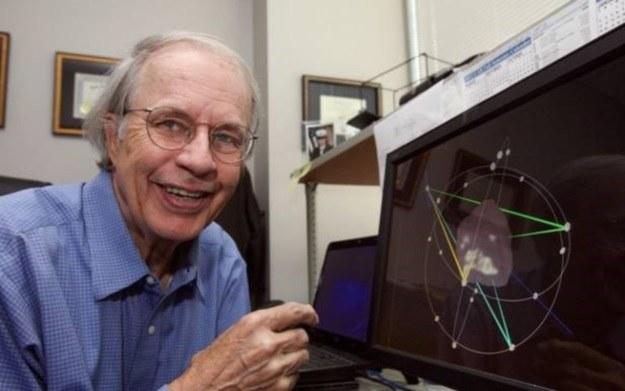 Dr Richard Fork  i jego niezwykły pomysł walki z zagrażającymi Ziemi asteroidami /materiały prasowe