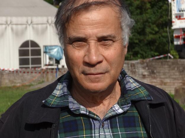 Dr Robert Zubrin, założyciel The Mars Society /Grzegorz Jasiński /RMF FM