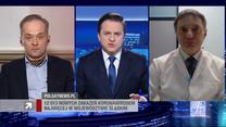 """Dr Szułdrzyński w """"Gościu Wydarzeń"""": To nie jest tak, że możemy sobie odwołać lockdown"""