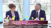 Dr Wojciech Feleszko: Zwolenników homeopatii zapraszam na homeopatyczne znieczulenie