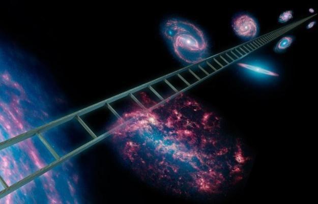 Drabina kosmicznych odległości /NASA