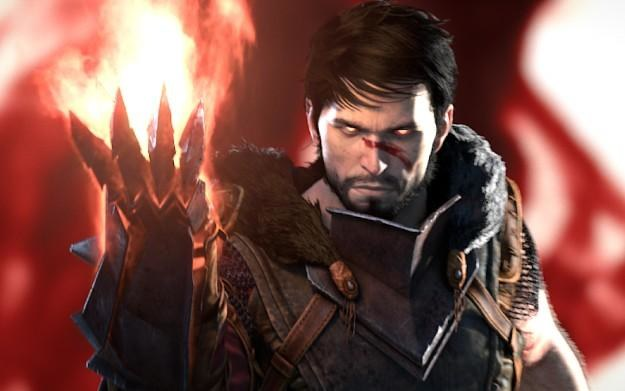 Dragon Age II - motyw graficzny /Informacja prasowa