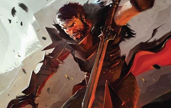 Dragon Age II motywem przewodnim na okładce sierpniowego Game Informera /Informacja prasowa