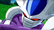 Dragon Ball FighterZ: Fragment rozgrywki z Coolerem