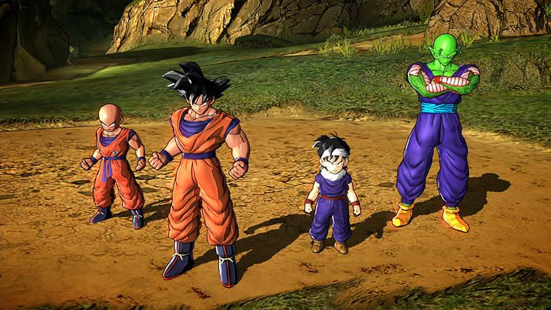 Dragon Ball Z: Battle of Z /materiały prasowe