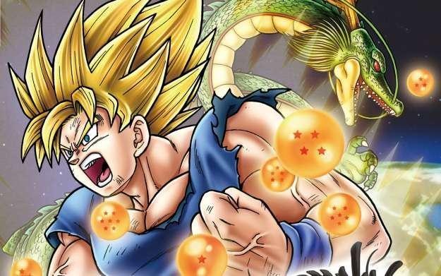 Dragon Ball Z: Ultimate Tenkaichi - motyw graficzny /Informacja prasowa