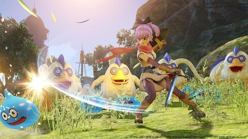 Dragon Quest Heroes 2 /materiały prasowe