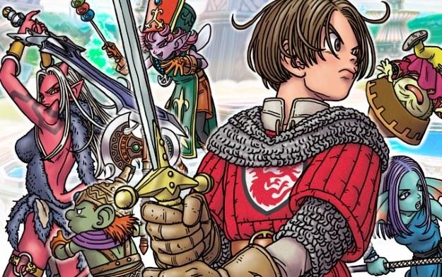 Dragon Quest X /materiały prasowe