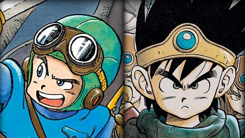 Dragon Quest /materiały prasowe