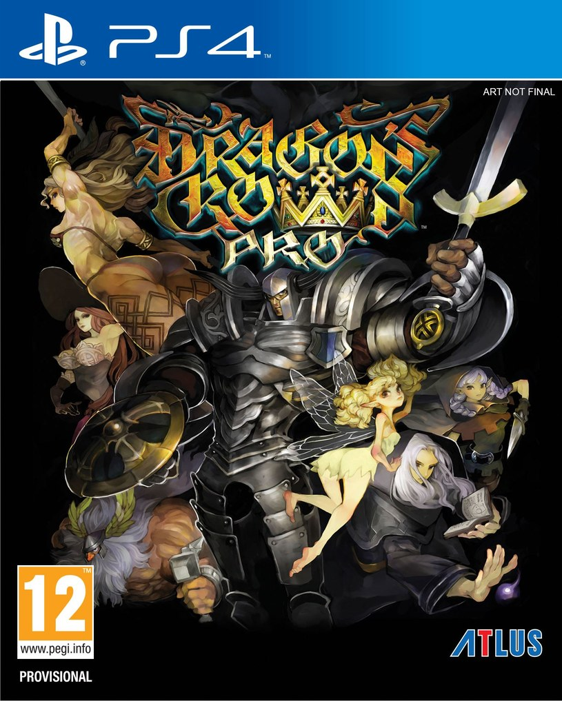 Dragon's Crown Pro /materiały prasowe