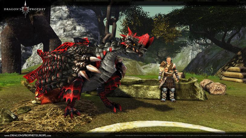 Dragon's Prophet /materiały prasowe