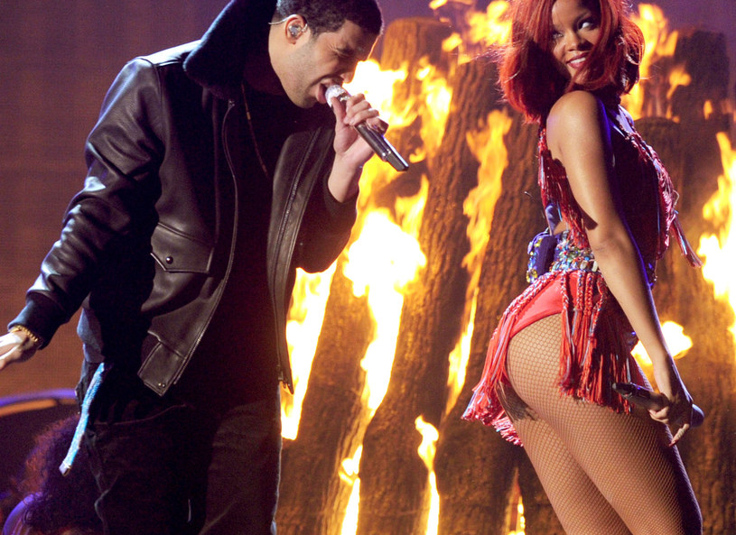 Drake i Rihanna /Getty Images