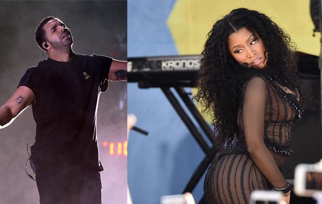 Drake wciąż kocha Nicki Minaj! /Kevin Winter / Theo Wargo /Getty Images
