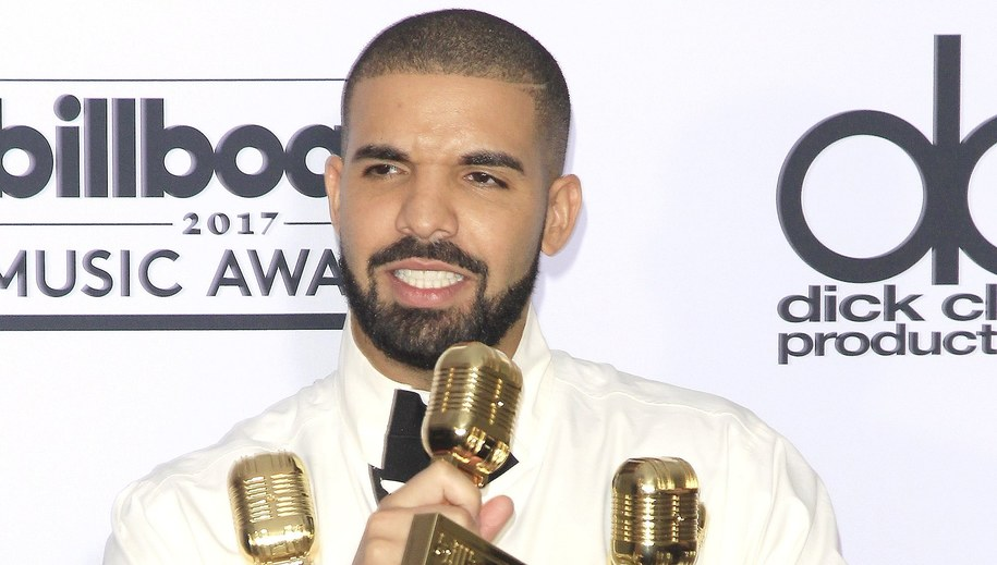 Drake /NINA PROMMER    /PAP/EPA