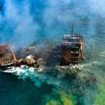 Dramat Lankijczyków: Morze wyrzuca na brzeg martwe żółwie i delfiny