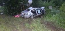 Dramat podczas policyjnego pościgu na Podhalu. Zginął 17-letni kierowca bmw