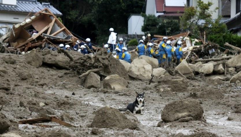 Dramat w Japonii: Kilkadziesiąt osób nie żyje!