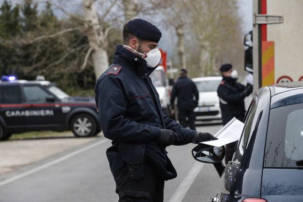 Dramat we Włoszech. Ponad 7500 ofiar koronawirusa