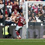 """Dramat West Hamu. Fabiański nie uratował """"Młotów"""" w derbach Londynu"""