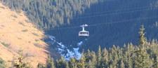 Dramatyczna akcja w Tatrach. Turystę zwieziono kolejką linową
