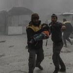Dramatyczna sytuacja w Syrii. ONZ apeluje o rozejm