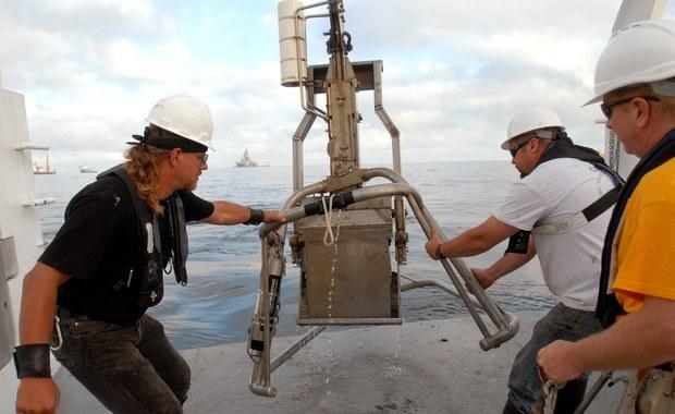 Dramatyczna walka z wyciekiem ropy w Zatoce Meksykańskiej