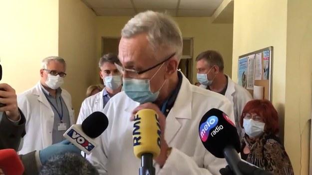 Dramatyczne apele ws. sytuacji poznańskiego szpitala. Wojewoda wydał komunikat