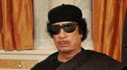Dramatyczne wystąpienie Kadafiego