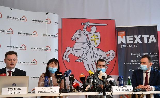 Dramatyczny apel matki białoruskiego dziennikarza: Chcę, żebyście usłyszeli mój krzyk