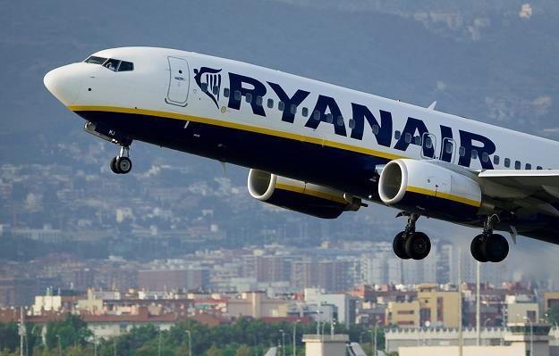 Drastyczna jest reakcja Ryanaira na Brexit... /AFP