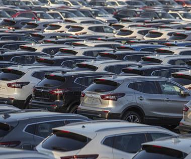 Drastyczny spadek sprzedaży nowych aut w Polsce