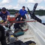 Drawsko: Szukali niemieckiej łodzi podwodnej, a prawdopodobnie znaleźli torpedę