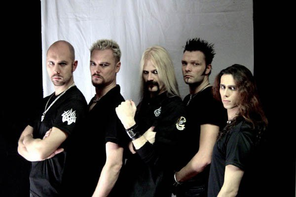 Dream Evil jeszcze w starym składzie /Oficjalna strona zespołu