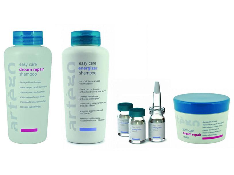 Dream Repair i Energizer - linie kosmetyków artego  /materiały prasowe