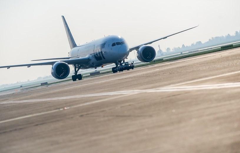 Dreamliner LOT-u /Bartosz Krupa /East News