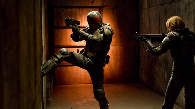 """""""Dredd 3D"""" /fot  /materiały prasowe"""