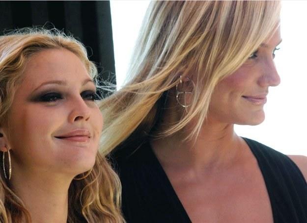 Drew Barrymore i Cameron Diaz /Getty Images/Flash Press Media