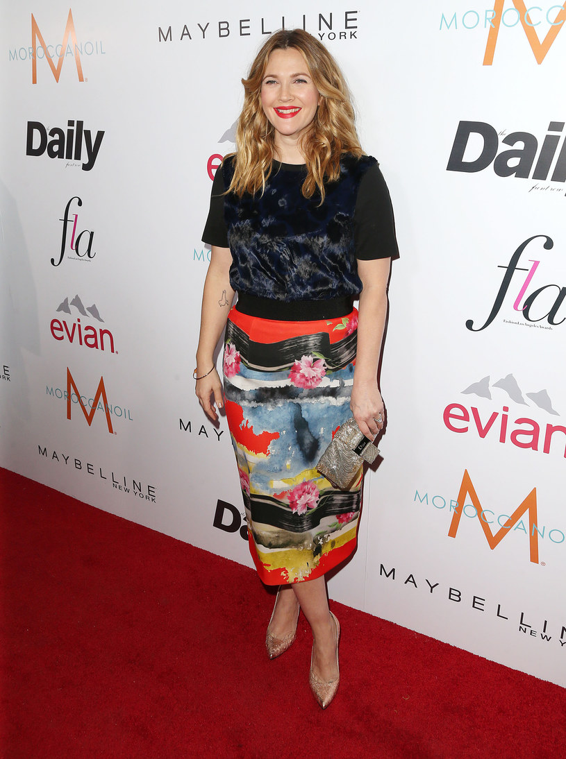 Drew Barrymore wraca do formy /Frederick M. Brown /Getty Images