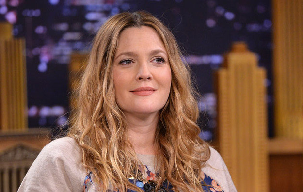 Drew Barrymore /Getty Images