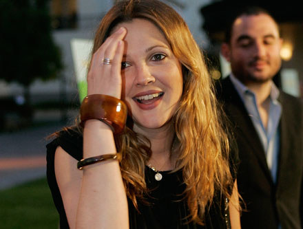 Drew Barrymore /AFP