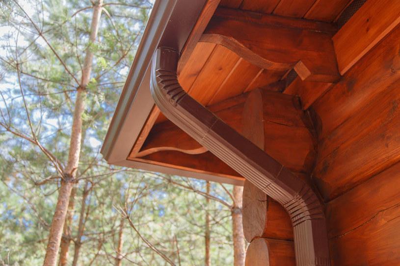 Drewniana konstrukcja /©123RF/PICSEL