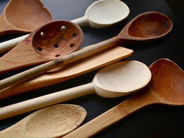drewniane łyżki /© Photogenica