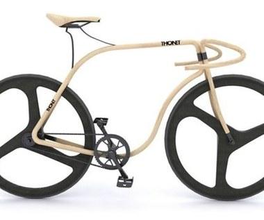 Drewniany rower za 220 tys. zł